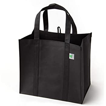 Premium Cotton Plain Maxi Large Tote Shopper Grocery Shopping Bag for Life