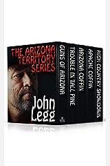 Arizona Territory Box Set (Volumes 1-5) Kindle Edition