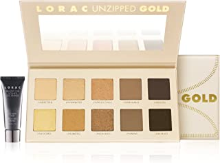 LORAC Unzipped Gold Shimmer and Matte Eye Shadow Palette