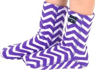 Polar Feet Kids' Fleece Socks for Toddlers to Youth