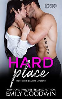 Hard Place: an enemies to lovers office romance (Hard to Love Book 1)