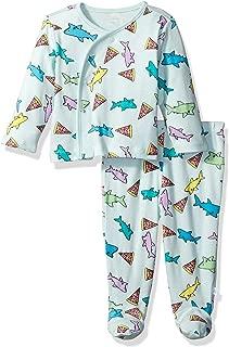 Baby Boys' Kimono Set