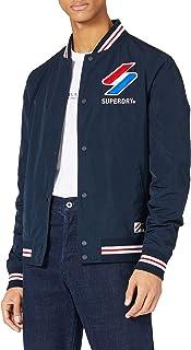 Superdry Men's Nylon Varsity Jacket