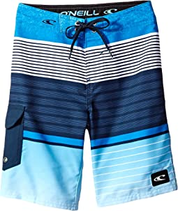 O'Neill Kids - Lennox Boardshorts (Toddler/Little Kids)