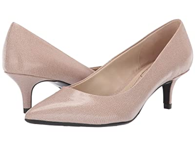 LifeStride Pretty (Taupe Mini Lizard Exclusive) Women