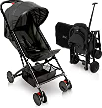 Portable Folding Lightweight Baby Stroller - Smallest Foldable Compact Stroller Airplane Travel ,Compact Storage , 5-Point...
