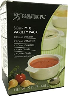 BariatricPal 15g Protein Soup Mix - Variety Pack