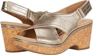 Clarks Giselle Cove womens Wedge Sandal
