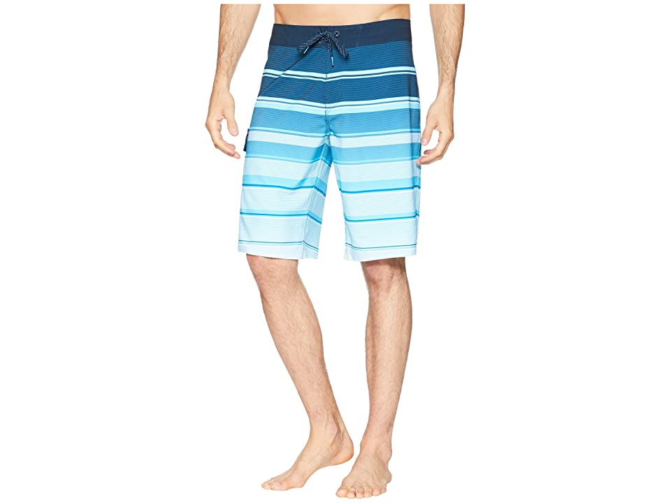 Billabong All Day X Stripe Boardshorts (Navy) Men