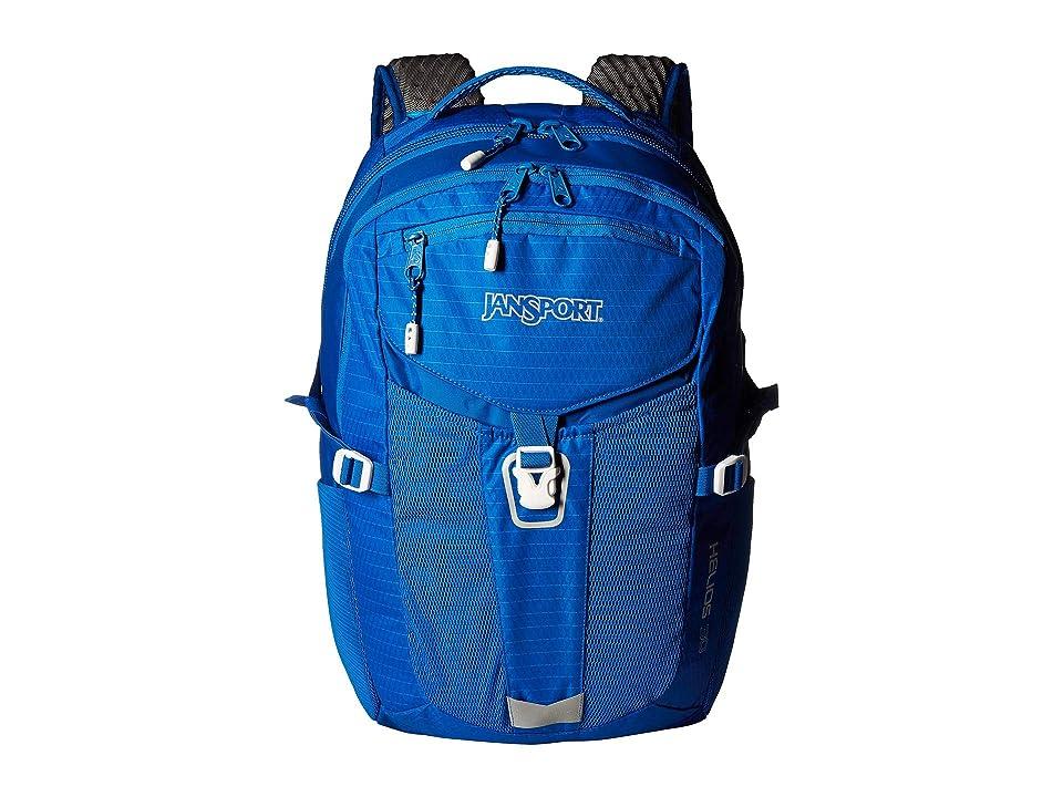 JanSport Helios 30 (Stellar Blue) Backpack Bags