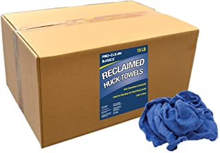 Shop Boxes of Reclaimed Huck Towels //Glass// Detailing 5 Lb Cleaning 2