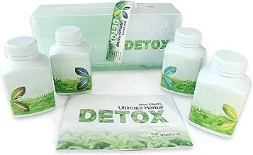 Brett Elliott's Ultimate Herbal Detox (480 Capsules) Practitioner Quality, Colon Cleanse, Weight Management