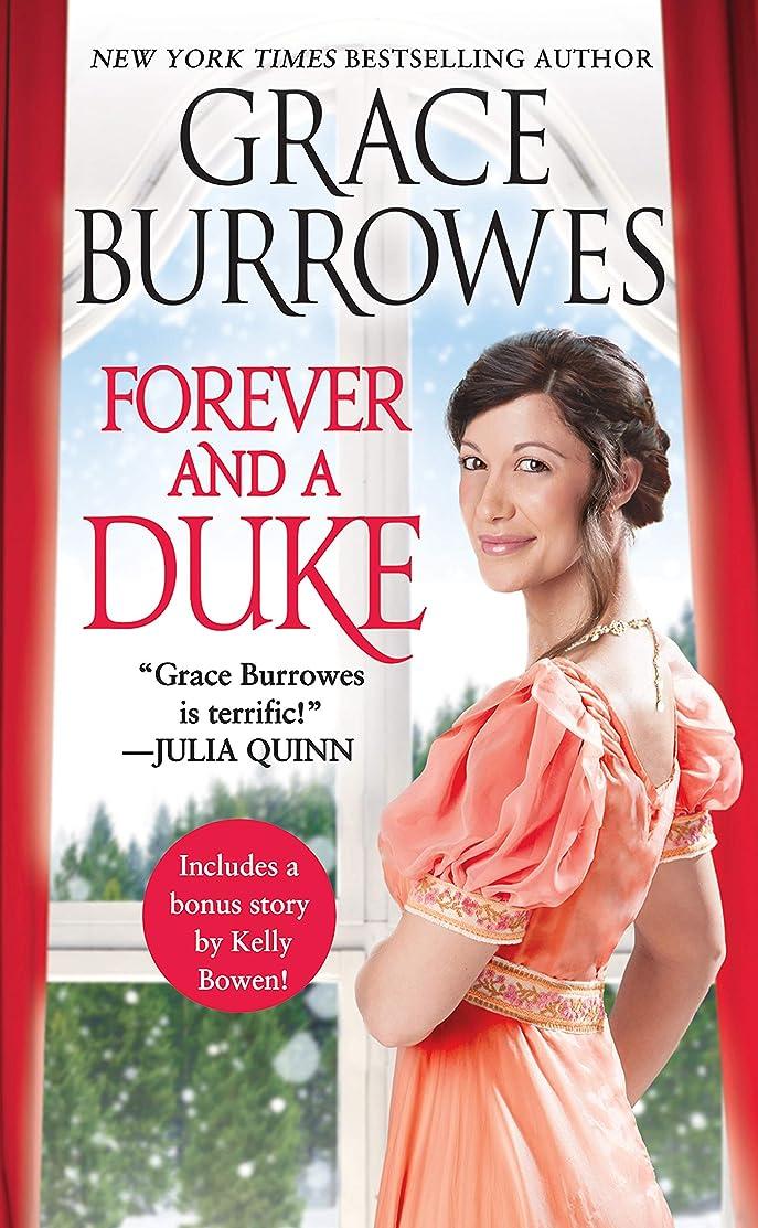 椅子アクティビティ悪意のあるForever and a Duke: Includes a bonus novella (Rogues to Riches Book 3) (English Edition)