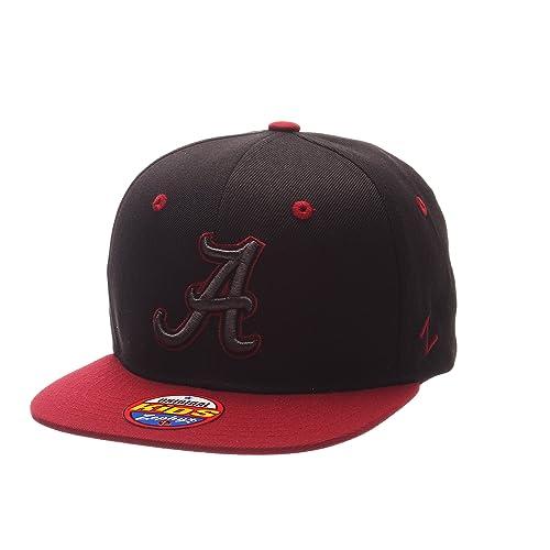 promo code 04591 f1d29 Zephyr NCAA Alabama Crimson Tide Children Boys Youth Z11 Phantom Snapback  Hat, Adjustable Size,