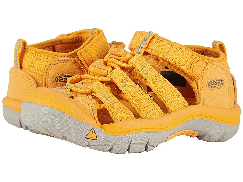 Keen Kids Newport H2 (Toddler/Little Kid) (Beeswax) Kids Shoes