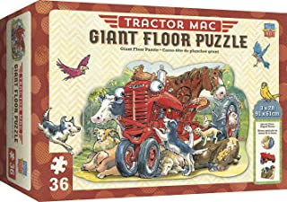 tractor mac toy