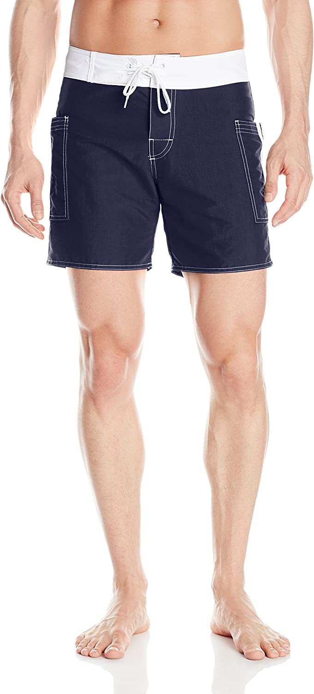 Sauvage Men's Signature Pocket Board Shorts