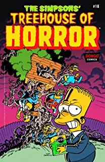 THE SIMPSONS TV Show POSTER Treehouse of Horror 24x36inch