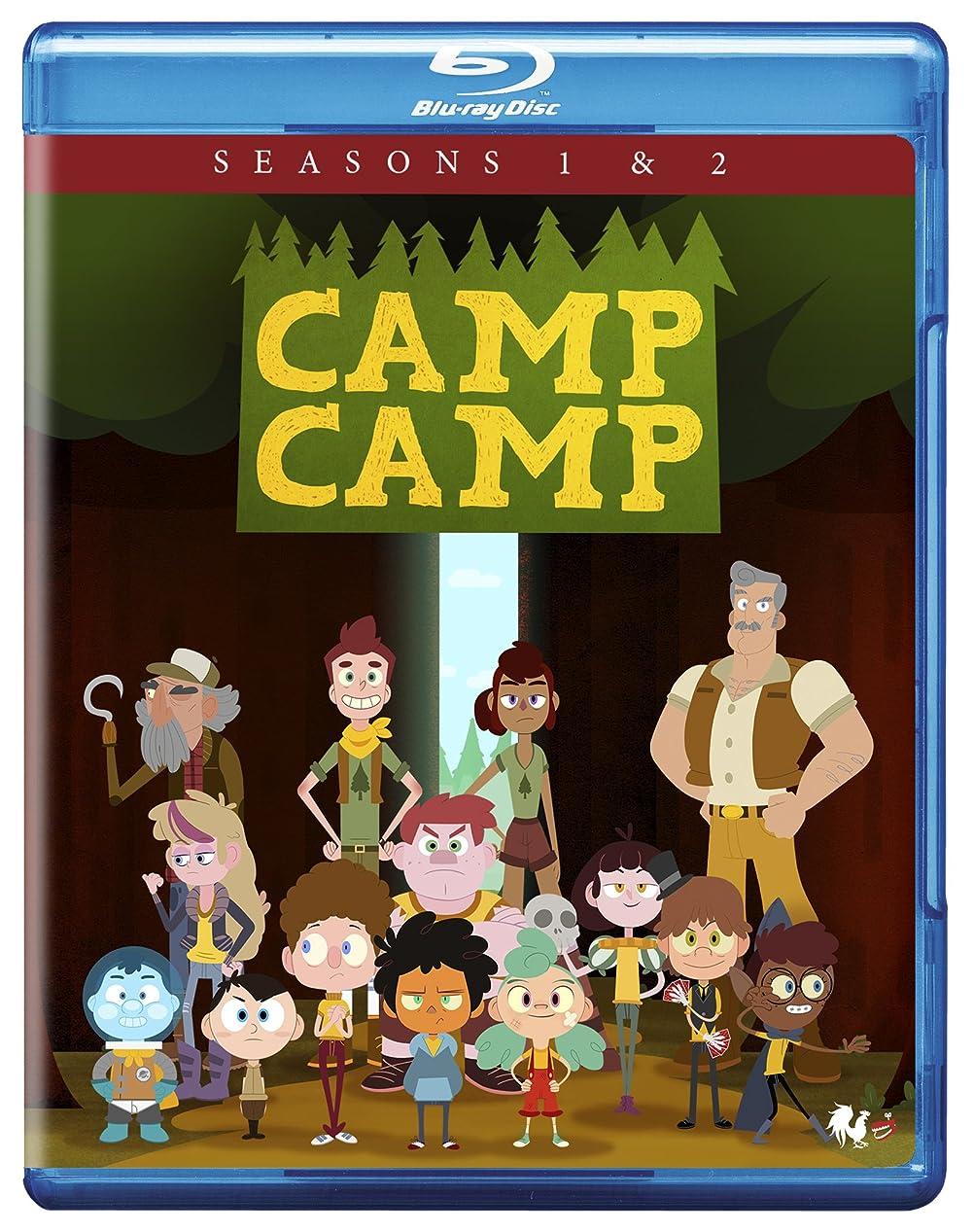 レビュアー拾うサイクロプスCamp Camp: Seasons 1 & 2/ [Blu-ray]