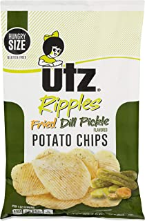 Fried Dill Pickle Chips 2.875 Ounce (14 Count)