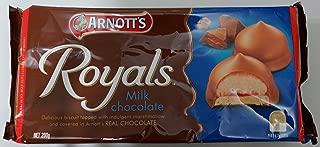 Arnott's Royals Biscuit 200g (Milk Chocolate)