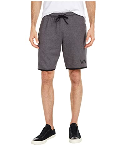 RVCA Sport Shorts IV (Smokey Heather Grey) Men