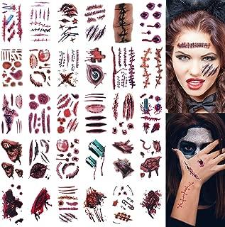 zombie angel tattoos