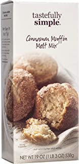 krusteaz cinnamon muffin mix