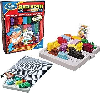 Think Fun Railroad Rush Hour