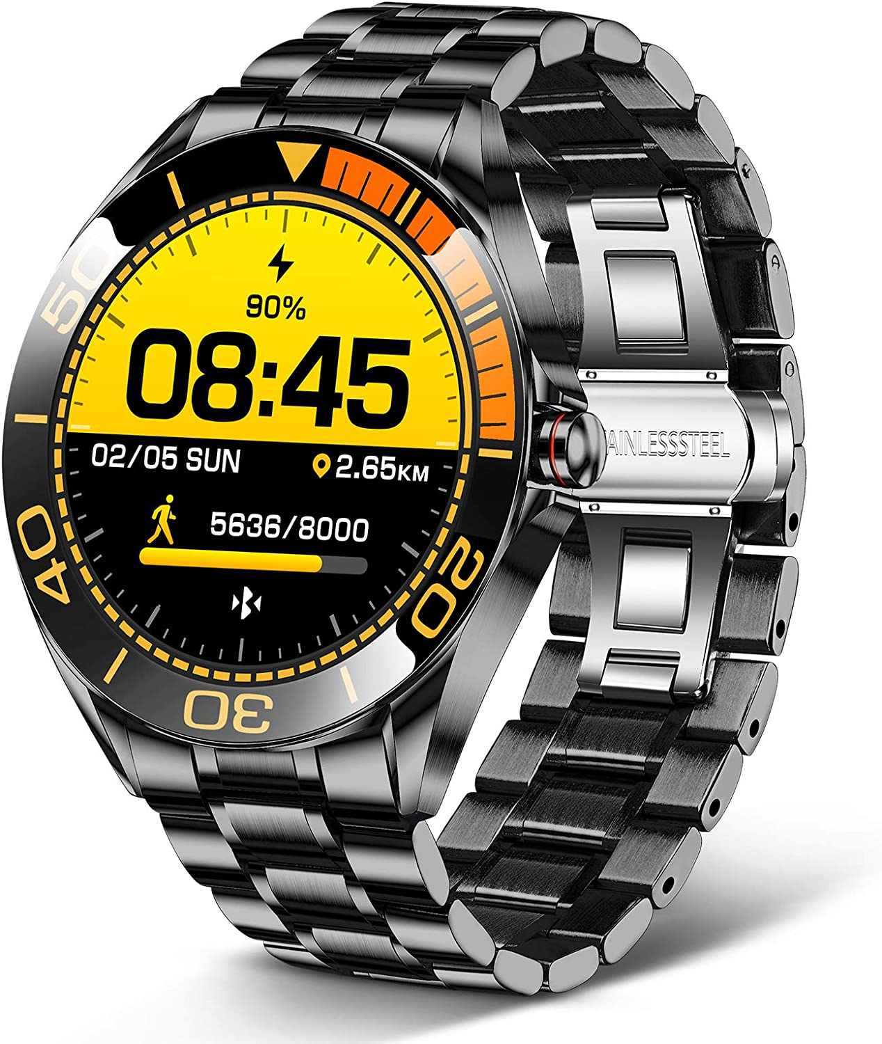 Smart Watch for Men Fitness Limited price sale IP68 Tracker Branded goods with Waterproof