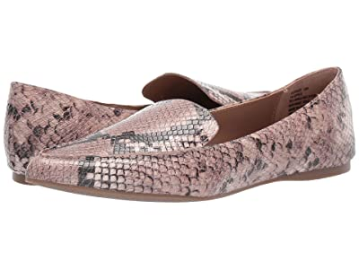 Steve Madden Feather (Blush Snake) Women