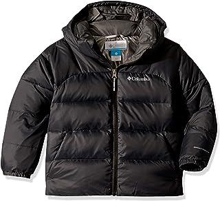 Columbia Boy's Centennial Creek Down Puffer Winter Jacket, Water repellent