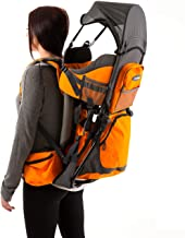 Best Luvdbaby Premium Baby Backpack Carrier for Hiking with Kids – Carry Your Child Ergonomically… Reviews