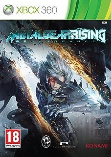 Metal Gear Rising: Revengeance (Xbox 360) [Importación inglesa]
