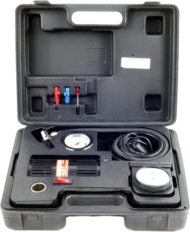 free shipping Stalwart Houston Mall Portable Air Compressor w Kit Light