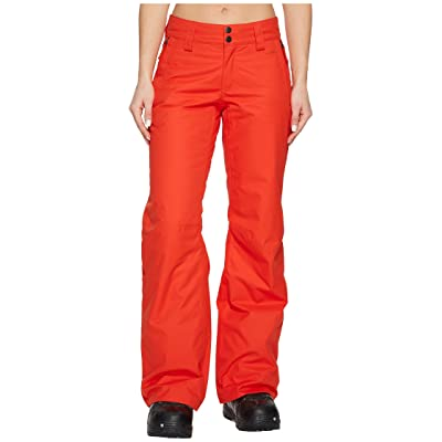 The North Face Sally Pants (Fire Brick Red) Women