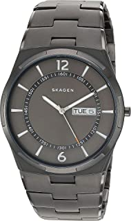 Skagen Melbye Analog Grey Dial Men's Watch-SKW6504