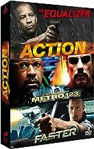 Coffret Action: The Equalizer + L'attaque du métro 123 + Faster [Francia] [DVD]