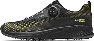 Mens NewRun BUGrip GTX Road Running Shoe with Carbide Studded Traction Sole