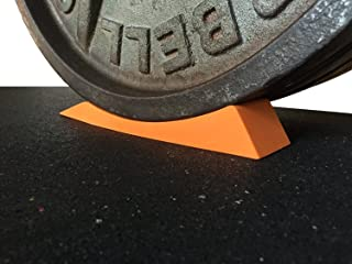 The Deadlift Jack Alternative for Your Gym Bag - Raises Loaded Barbell & Plates for Effortless Loading/Unloading. Perfect for Powerlifting, Weightlifting, Crossfit, Home Gym & Deadlifts.