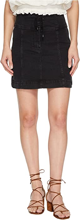 Free People - Modern Femme Corset Mini Skirt