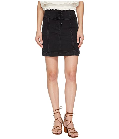 e1c9e35d0dd Free People Modern Femme Corset Mini Skirt