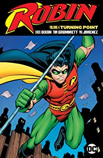 Robin (1993-2009) Vol. 4: Turning Point