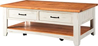 Best antique white coffee table Reviews