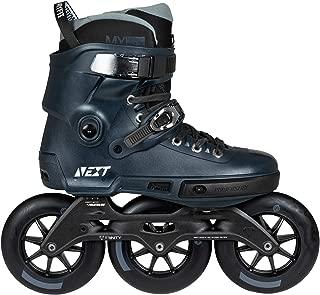 NEXT Powerslide Navy 125mm 3 Wheel Inline Skates - Fitness Superskate