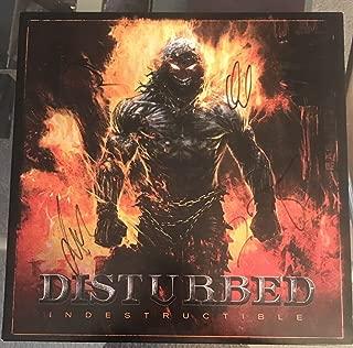 disturbed indestructible cover
