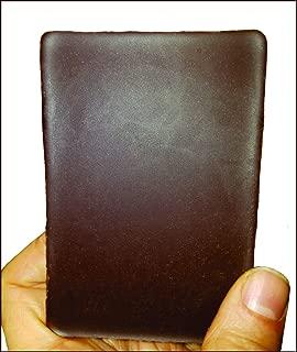 Organic Vegan RAW Pure Dark Chocolate Keto BAR Fat Bomb Keto Snacks 5-PAK