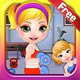 Little Baby Gym Training