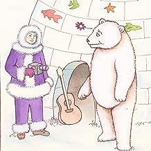 Skruffy the Teenage Polar Bear
