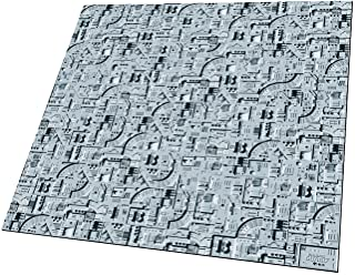 Ultimate Guard Battle Play Mat, Starship, 3'/91 x 91cm